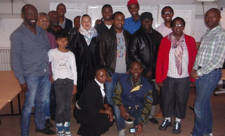 Uchaguzi mkuu wa TANDEN  JUMAMOSI 10-10-2015